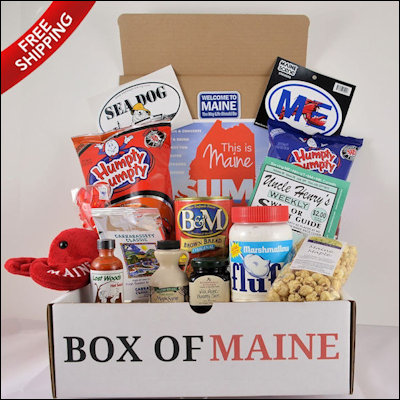 Box of Maine review