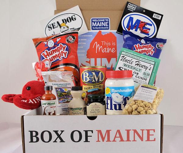 Maine gift box