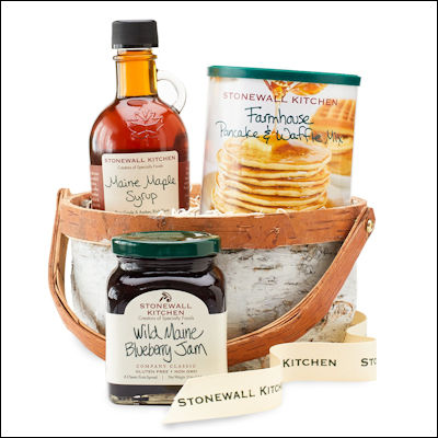 stonewall kitchen breakfast basket review